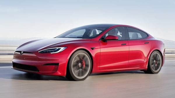 Representational Image: Tesla Model S Plaid was officially launched at an event at the carmaker's Fremont facility earlier this month.