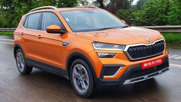Skoda Kushaq is the latest mid-size SUV to enter Indian car market. (HT Auto/Sabyasachi)
