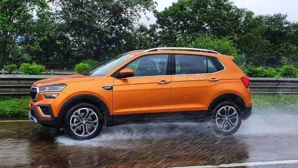 Skoda Kushaq vs Hyundai Creta vs Kia Seltos Comparison: Kushaq (in image) has been designed and developed specifically for the Indian car market. (HT Auto/Sabyasachi Dasgupta)