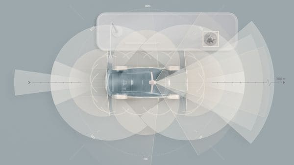 Volvo has confirmed that the upcoming XC90 electric SUV will feature LiDAR technology