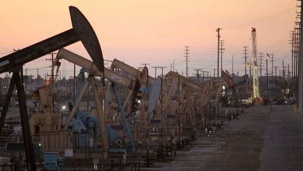 Shale output remains well below the January 2020 peak of 9.18 million barrels per day (mbpd). (REUTERS)