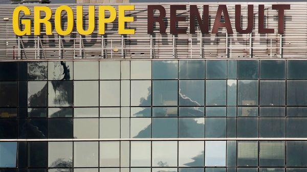 Renault's headquarters is seen in Boulogne-Billancourt, near Paris, France. (File photo) (REUTERS)