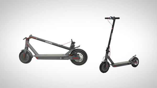 Ducati has officially launched a new electric scooter called the Pro-I Evo.