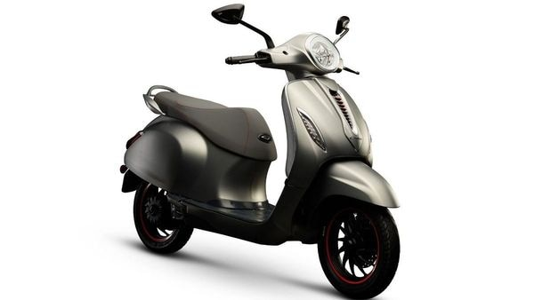 Bajaj Auto to start deliveries of electric scooter Chetak before festive season.