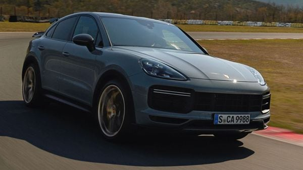 Porsche has unveiled the new 2021 Cayenne Turbo GT which is the most powerful in its line-up of ICE SUVs and the fastest SUV ever made by the German brand. It is available only in the four-seat coupe configuration.