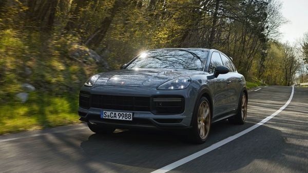 2021 Porsche Cayenne Turbo GT is the carmaker's most powerful internal combustion engine-only SUV yet.