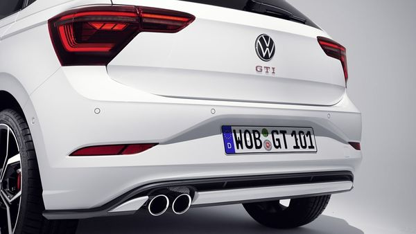 The four-door sports car also allows semi-automated driving as an option for the first time in a Polo GTI.