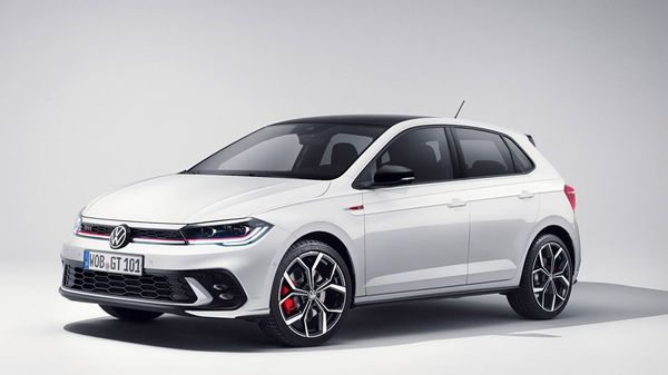 Volkswagen has updated the Polo GTI hot hatch indicating an imminent launch. (Image: LinkedIn/Ralf Brandstätter)