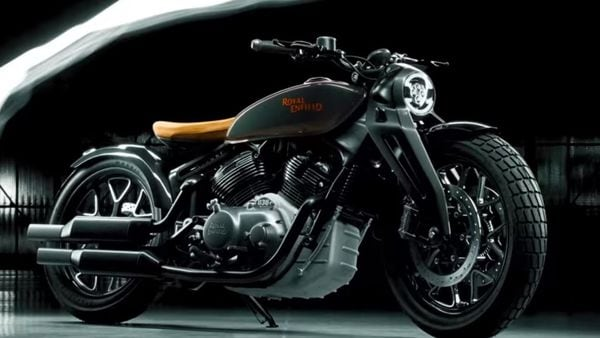 Upcoming two-wheeler launches in July 2021: Representational image of the Royal Enfield KX cruiser.