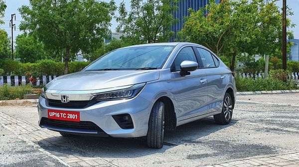 Honda exported 1,241 units last month as compared with 385 units in May. (HT Auto/Sabyasachi Dasgupta)