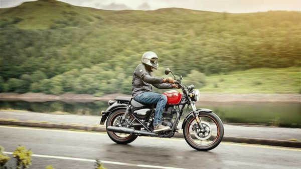 Royal Enfield's domestic sales have been impacted by local lockdowns in Indian states, but export grew substantially.