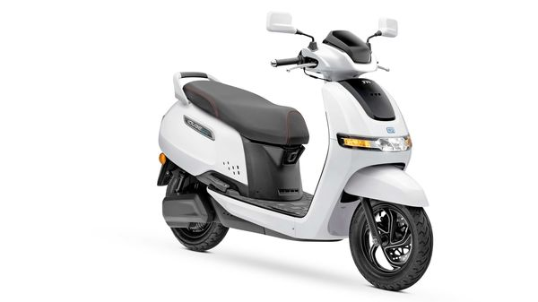 TVS iQube e-scooter rivals the likes of the new Bajaj Chetak electric.