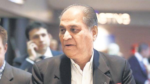 Rahul Bajaj, 81, stepped down as chairman and whole-time director of Bajaj Auto on April 1. (File photo)
