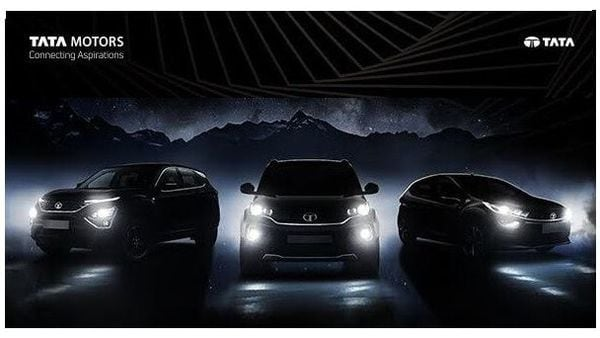 There is no official confirmation as to when the upcoming special Back Edition of Tata Harrier, Nexon and Altroz will be launched. (Tata Motors)