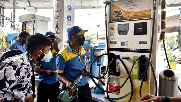 Petrol and diesel price hikes continue unabated in July as well. (File Photo)