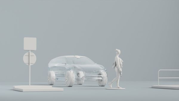 Volvo will take continuous inputs from the customer cars' environment using the high-resolution LiDAR sensors. (Volvo Cars)