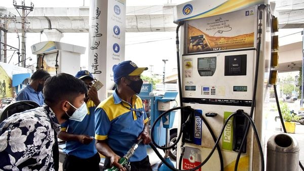 Petrol and diesel price on Sunday was hiked after a gap of one day.