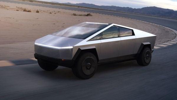 Tesla Cybertruck. (File photo)