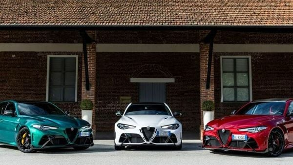 The new Alfa Romeo Giulia GTA. (Stellantis)