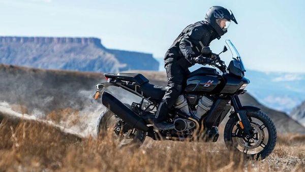 Harley-Davidson Pan America 1250 will challenge competitors such as Ducati Multistrada V4, BMW R 1250 GS, Triumph Tiger 1200.