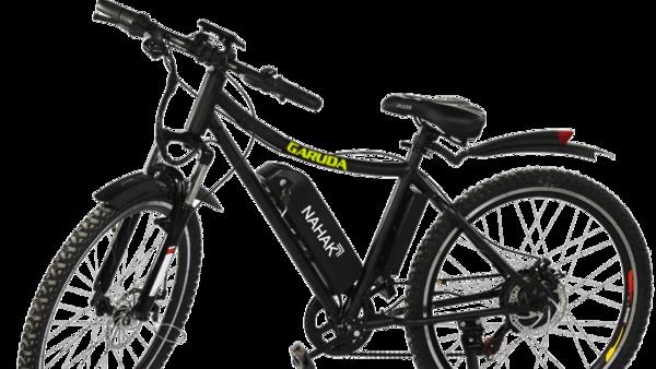 File photo: Garuda electric bicycle from Nahak Motors.