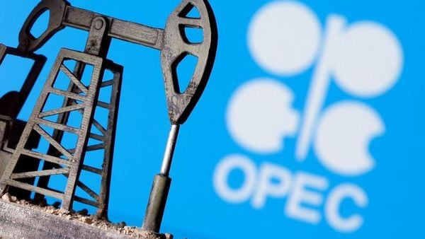 OPEC+ agreed on record output cuts in 2020 to cope with a Covid-19-induced price crash. (REUTERS)