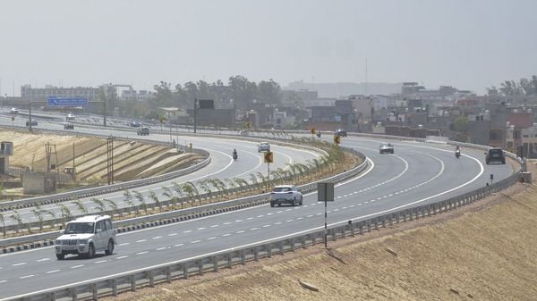 Ganga Expressway will be 594 kms long connecting Meerut and Prayargraj in Uttar Pradesh, and will have six lanes that will be expandable to eight lanes. (File photo for representational purpose)