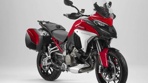 Ducati Multistrada V4 will be launched in India this July.