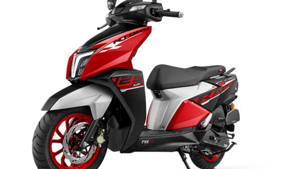 The new Ntorq 125 Race XP is the only IC engine scooter with dual ride modes.