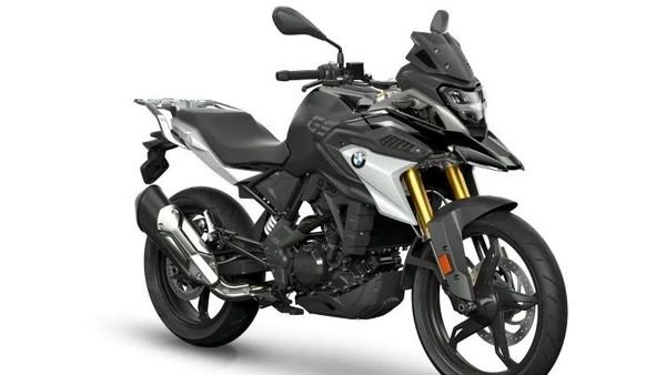 2022 BMW G 310 GS runs on the same engine as its naked counterpart.