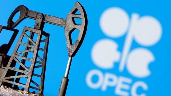 Brent crude oil futures were down 43 cents, or 0.6%, at $73 a barrel by 0158 GMT.. (REUTERS)