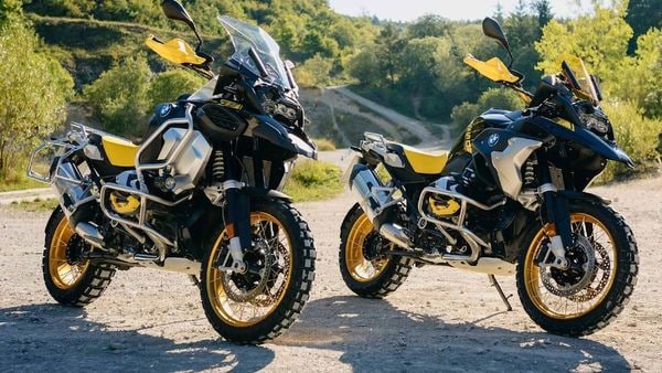 New BMW R 1250 GS BS 6 motorcycle