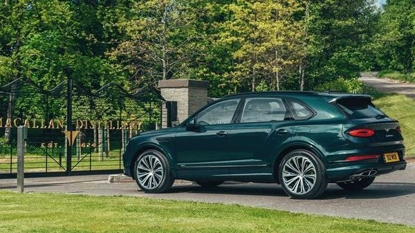 Bentley aims to go for all-electric cars by 2030.