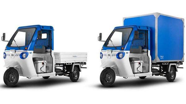Mahindra Treo Zor Evs will serve as last mile cargo transport solution provider in Bengaluru.
