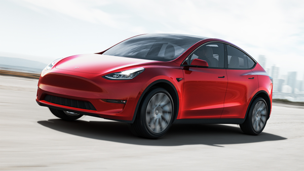 Tesla has just launched Model Y cars with a standard driving range in China.