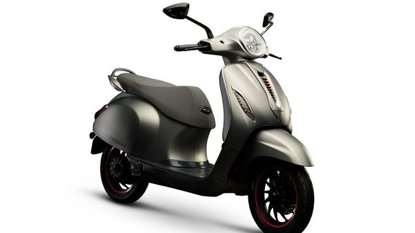 Bajaj Chetak Electric rivals the likes of TVS iQube scooter.