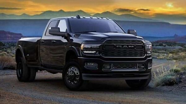 File photo of Ram Heavy Duty Limited Black Edition. (Image has been used for representational purpose)