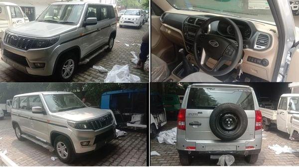 The all-new Mahindra Bolero Neo will be launched on July 15 in India. (Facebook/Vishnu AV)