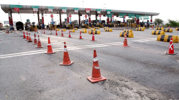 Toll collection will increase in this quarter due to adequate liquidity and recovery in traffic movement.