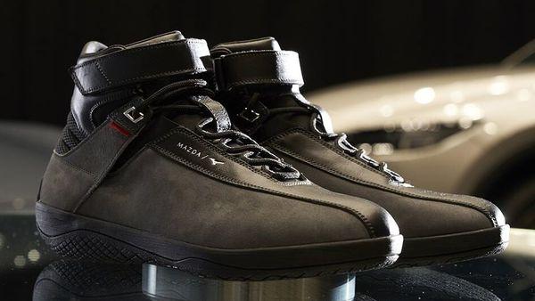 Mazda driving shoes
