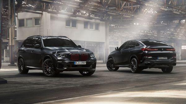 BMW Black Vermillion Edition