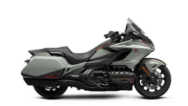 The new Gold Wing is the flagship model of the Japanese brand in Indian market.
