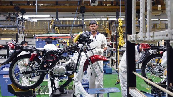 Hero MotoCorp claims to be working on modular mobility solutions. (MINT_PRINT)