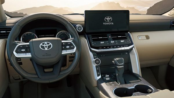 Interior of a Toyota vehicle (Photo used for representational purpose)