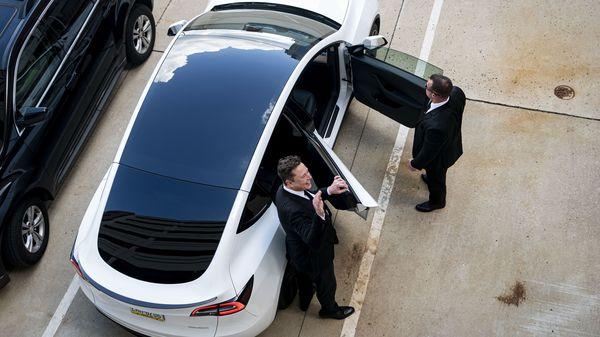 File photo of Tesla CEO Elon Musk. (Bloomberg)
