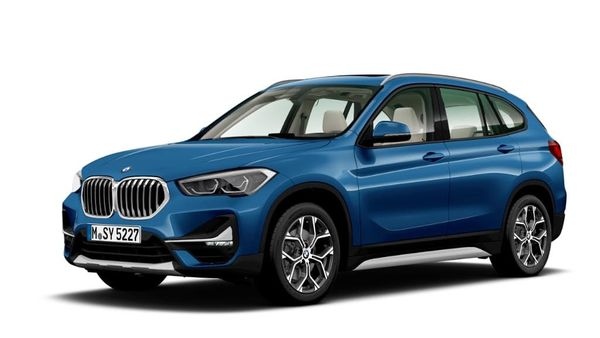 BMW X1 20i Tech Edition gets a sharp and muscular design.