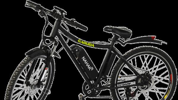 Garuda electric bicycle from Nahak Motors.