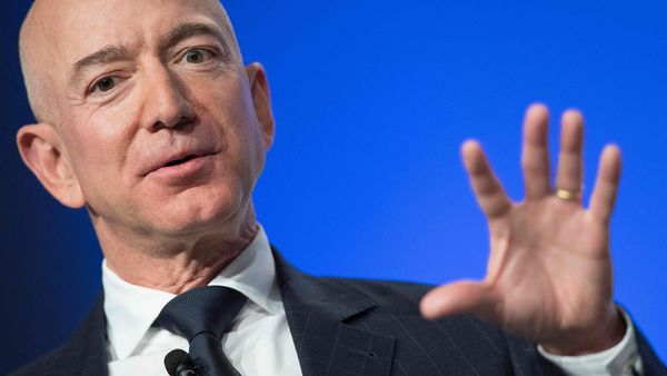 Jeff Bezos (AFP)