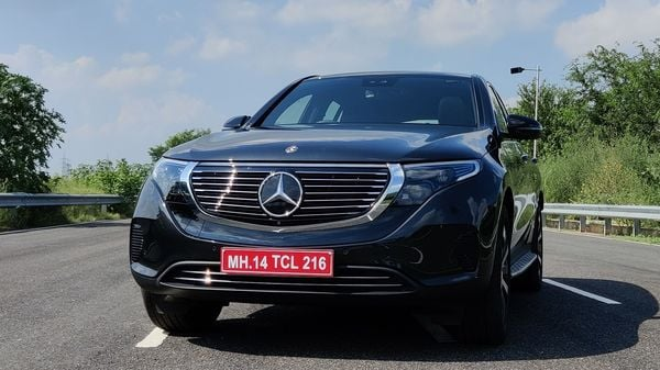 The EQC from Mercedes-Benz was the first EV to enter the luxury space in India.