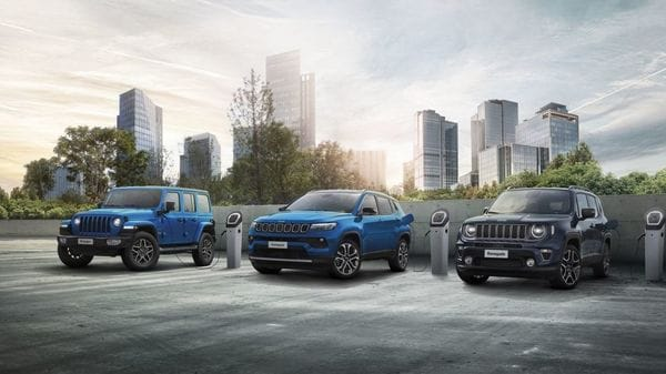Jeep says its zero-emission motto represents a significant milestone in the 80-year history of a brand. (Jeep)